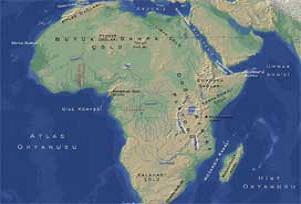 Kıtaların hareketi ilk kez kaydedildi.10856