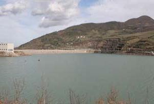 Sapanaca Gölü'nde batık kilise çıktı.7651
