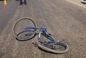 Bisiklet, dede ile torunun sonu oldu.12793