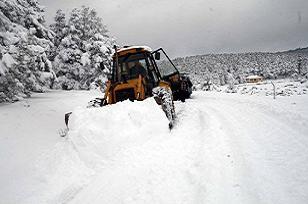Doğu Anadolu'da kutup soğukları.13554
