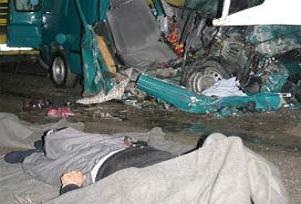 İzmir'de trafik kazaları: 2 ölü 3 yaralı.15062