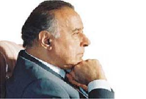 Ölümünün 5'inci yılında Haydar Aliyev.8474
