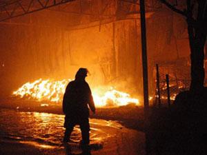 Cezaevinde yangın çıktı: 10 kişi öldü.33462