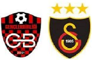 Gen�lerbirli�i 1 - 3 Galatasaray (Ma� Sonu).11716