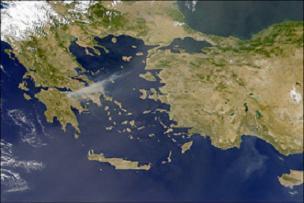 Anadolu Yunanistan'a kayıyor.12752