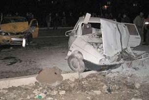 Yozgat'ta feci trafik kazası: 5 ölü.12271