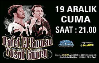 Rafet El Roman & Yusuf G�ney konseri.19493