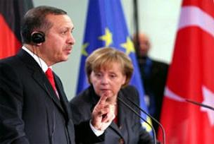 Erdoğan Alman gazete yıllığında.11114