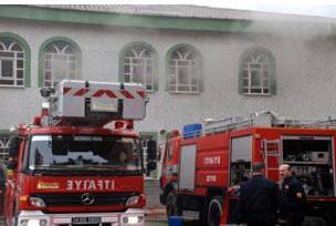 İstanbul'da 2 günde 4 camide yangın.13283