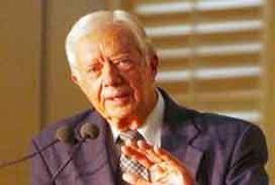 Carter: ABD'de de barış sürecine katılmalı.9165