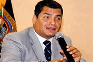 Ekvador dış borcu gayrimeşru ilan etti.10808