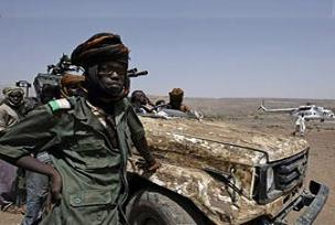 Darfur'da kanlı bilanço: 250 ölü.14122