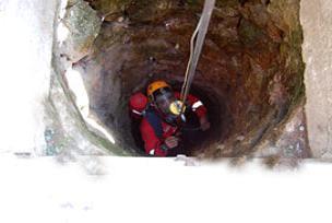 20 metrelik kuyuda Yusuf sabrı!.10328