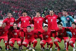 UEFA'nın en iyilerinde tanıdık isimler.19522