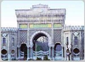 İstanbul Üniversitesi rektörü seçiliyor.14100