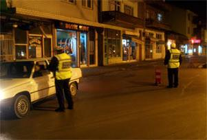 İstanbul'da 30 bin 908 sürücüye ceza.11915