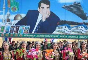 Türkmenbaşı'nın ismi milli marştan çıkarılıyor.18243