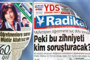 YÖK'ten, Radikal'e Şengör tekzibi.17112