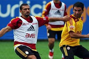 Galatasaray 7 eksikle idmanda.15728
