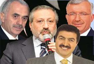 AK Parti'nin çizdiği 4 başkan kim?.13136