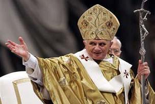 Papa: Din değiştirme de din özgürlüğü.17017