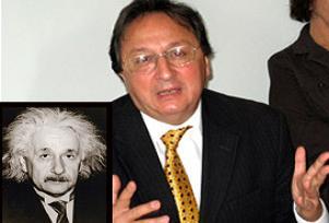 Einstein'ın teorisini çürüten Türk profesör.11340