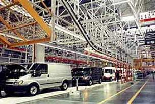 Ford Otosan üretime ara verdi.21714