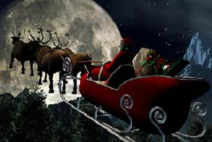 Kriz Noel Baba'nın geyiğini  vuracak!.12219