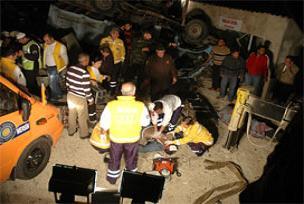 Konya'da trafik kazas�: 1 �l�.16221