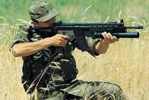Piyade silahında 'öldürücü' değişiklik.16504