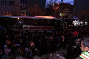 Vanlılar Süper Lig'e çıkmış gibi mutlu.11159