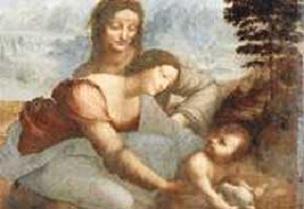 Da Vinci'de yeni şifreler tespit edildi.11666