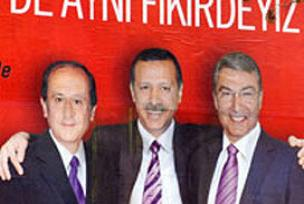 MHP, tartışılan afişi mahkemeye verdi.12773