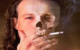 Sigara içen kadın 2 kat daha fazla riskte.7984