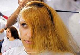 Saç modelinizi yüzünüze göre seçin.11884