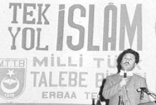 Mustafa Yazgan, Necip Fazıl'ı anlattı.10837