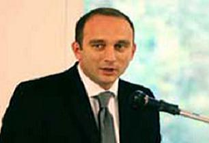 Gürcü Başbakan Ankara'da .8084