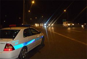 Trafik kazalarında 11 kişi can verdi.8954