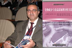 Türk profesörden Çinlilere çince kitap.13825