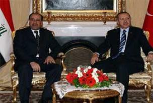 Erdoğan ve Maliki'den açık mesajlar.15718