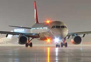 Hastalanan yolcu THY uçağını indirtti.8088
