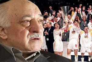 Galatasaray'ı Gülen şampiyon yaptı.16966