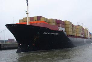 303 metrelik dev gemi boğazdan geçti.8781