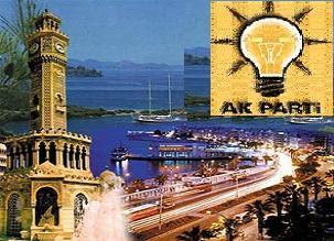 AKP'nin İzmir anketi sonuçları.23116