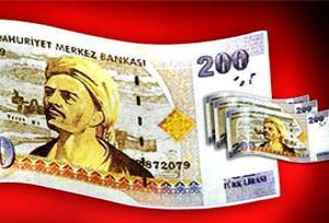 200 TL'lik banknotlar hatalı basılmış.16330