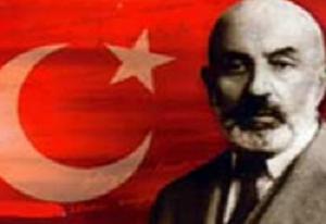Mehmet Akif Ersoy anılıyor.8450