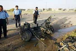 Irak'ta bombalı saldırı: 22 ölü.14611