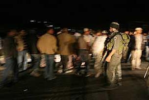 Filistin'den İsrail'e cevap: 1 ölü.9971