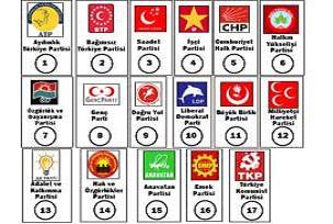 Beş parti yerel seçimlere ortak giriyor.20979