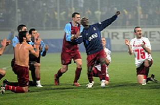 Trabzonspor:2 - Ankaragücü:1.14688